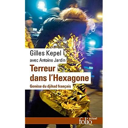 Terreur dans l'Hexagone. Genèse du djihad français (Folio actuel t. 169)