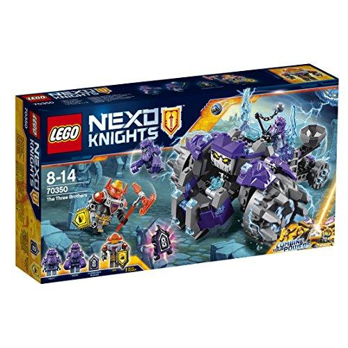 LEGO Nexo Knights - Los Tres Hermanos