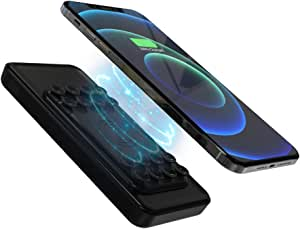 Moxnice Power Bank Wireless 10000mah Powerbank Qc3 0 Elektronik