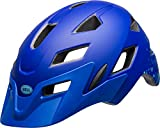 BELL Sidetrack Child Kinder Fahrrad Helm Gr. 47-54cm blau 2018