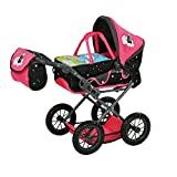 Knorrtoys 80211 - Theodor Carbon - Puppenwagen Ruby