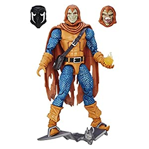 "Marvel Spider-Man 6"" Legends Series Evil Adversarios: Hobgoblin (interrumpido por el Fabricante) 5"
