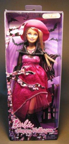 Barbie Collector # T3535 Happy Halloween