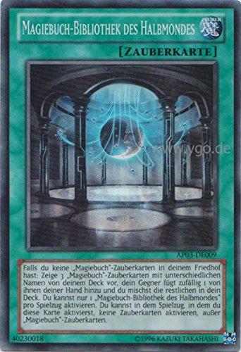 AP03-DE009 Magiebuch-Bibliothek des Halbmondes