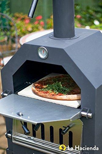 La Hacienda Barbecue/four à pizza