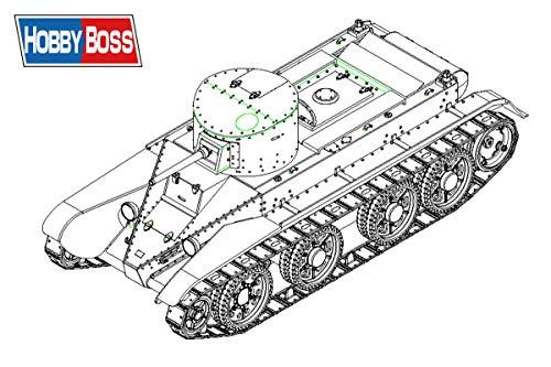 Hobbyboss HBB84514 - Kit de Modelo, Varios Modelos