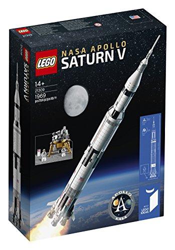 Lego 21309 - NASA Apollo Saturn V
