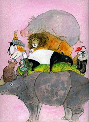Jumping Penguins by Marije Tolman (1-Oct-2013) Hardcover