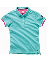 Polo Femme Elements-Turquoise