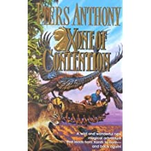 [(Xone of Contention: A Xanth Novel)] [Author: Piers Anthony] published on (October, 2000)