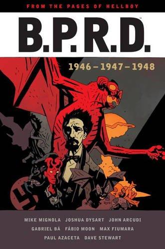 BPRD 1946 - 1948 HC