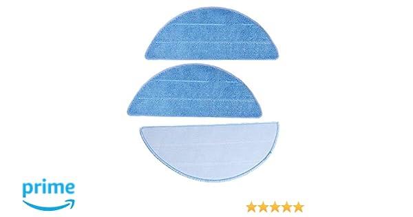280 x 115 mm colore: blu Sweet D Panni in microfibra per aspirapolvere ILIFE V3 V5 V5 V5s Pro 3 pezzi