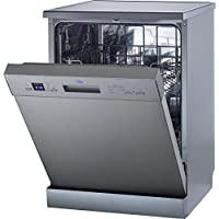 Kaff Stainless Steel Free Standing Dishwasher, KDW Delta 60