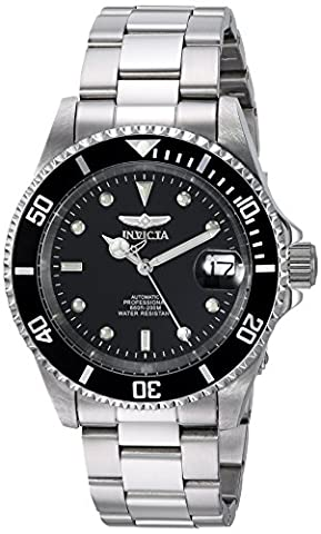 Invicta Unisex-Armbanduhr Automatik Chronograph invicta watch 8926 OB - Chiusura Pieghevole