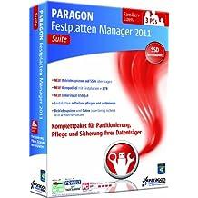 Paragon Festplatten Manager 11 Suite