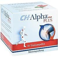 CH-Alpha Plus - Complemento alimenticio, 30ampollas