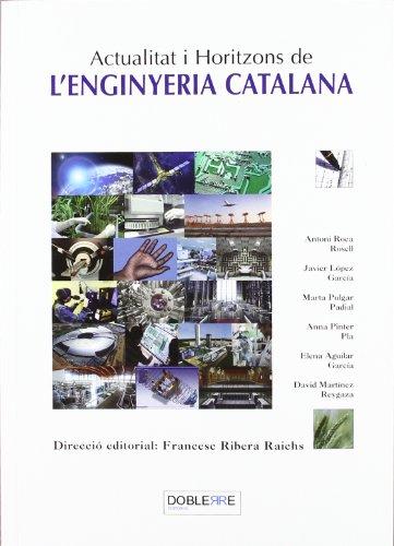 Actualitat i horitzons de l'Enginyeria Catalana (emprendedores)