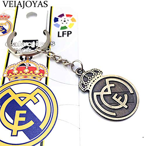 Mythingsnstuff Llavero del Real Madrid FC