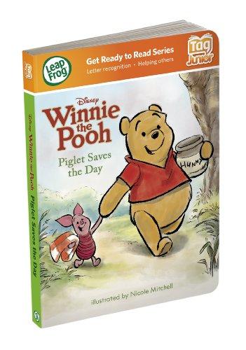 LeapFrog Tag Junior Buch: Disney Winnie the Pooh Ferkel Speichert die Tag (funktioniert mit dem LeapReader