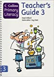 Collins Primary Literacy – Teacher's Guide 3
