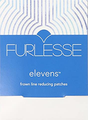 Furlesse - Relax Fine Lines Between The Eyes Furlesse Elevens Anti-Aging Patches For Frown Line