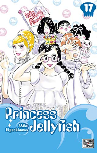 Princess Jellyfish Edition simple Tome 17