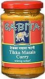 Sabita Tikka Masala Curry, würzig-scharf, 6er Pack (6 x 200 ml)