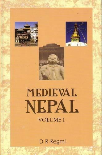 Medieval Nepal - Vol. 1,2&3