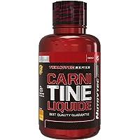 Nutrytec L-Carnitina Líquida (Termotec Series) 1000 ml - Frutos Rojos