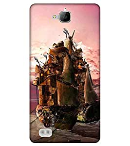 For Huawei Honor 3C beautiful teddy bear ( beautiful teddy bear, teddy bear, santa hat ) Printed Designer Back Case Cover By TAKKLOO