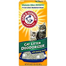Arm & Hammer Cat Litter Deodizer with Activated Baking Soda - 567 g