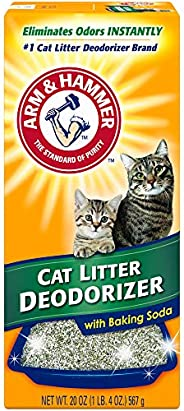 Arm & Hammer Cat Litter Deodizer with Activated Baking Soda - 567