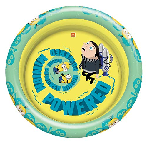 Speelgoed 16484 – Minions Schwimmbad, 100 cm 3 rings - 2
