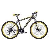 Riscko Bicicleta Mountain Bike de Aluminio Modelo Safari con Ruedas de 26''