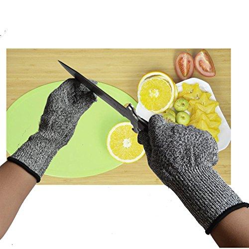 Guanto antitaglio guanti antitaglio haode livello high performance 5 protezione cut guanti da - Guanti da cucina ...