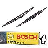 BOSCH TWIN SCHEIBENWISCHER SET VORNE 488S 600mm+475mm