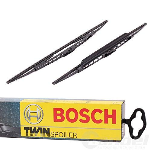 Bosch  <strong>Ausstattung</strong>   Extraharte Wischlippe mit Mikrodoppelkante, Universaladapter Quick-Clip