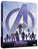 Avengers - Endgame (3D) (Ltd Steelbook) (Blu-Ray 3D+2 Blu-Ray)