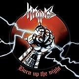 Kryptos: Burn Up the Night (Lim.Gtf.Vinyl) [Vinyl LP] (Vinyl)