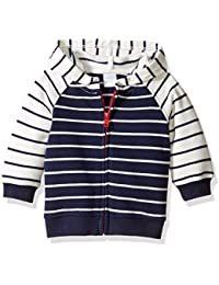 Gymboree Baby Boys'' Hooded Zip Sweater