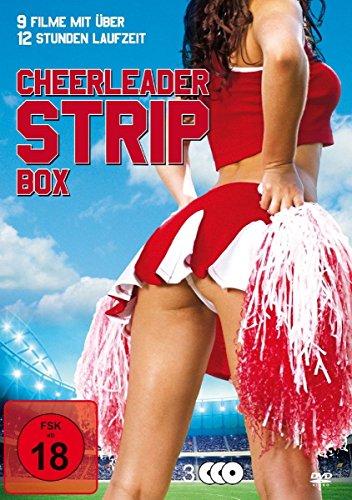 Cheerleader Strip-Box [3 DVDs]