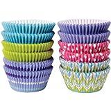 Wilton 415-8123 - Cápsulas para hornear color pastel, 300 unidades