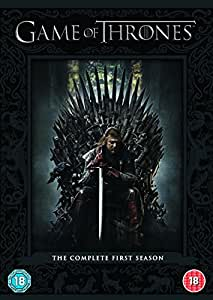 Game of Thrones - Season 1 [DVD] [2012]