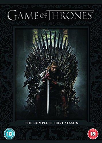Juego de Tronos (Temp. 1) (Importado) [Reino Unido] [DVD]