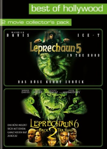 Best of Hollywood - 2 Movie Collector's Pack: Leprechaun 5 / Leprechaun 6 [2 DVDs]