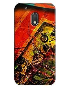 Back Cover for Motorola Moto G4 Play By FurnishFantasy