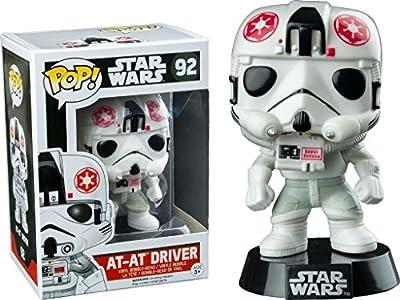 Funko POP! Star Wars AT-AT Driver Vinyl Collectible by POP! Vinyl Star Wars Bobble Head