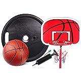 TD Basketball der Kinder Kann auf und ab Heben Innen- und Außenboden-Art-Schießen-Rahmen-Blaues Ball-Kasten-Baby-Ball-Spielzeug