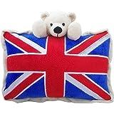 Union Jack Kissen Bär, Teddy