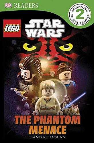 DK Readers L2: Lego Star Wars: The Phantom Menace (Lego Star Wars: Dk Readers) por Hannah Dolan